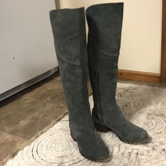 3b7d3970e08 Lucky Brand Shoes - Lucky Brand Over the Knee Boots